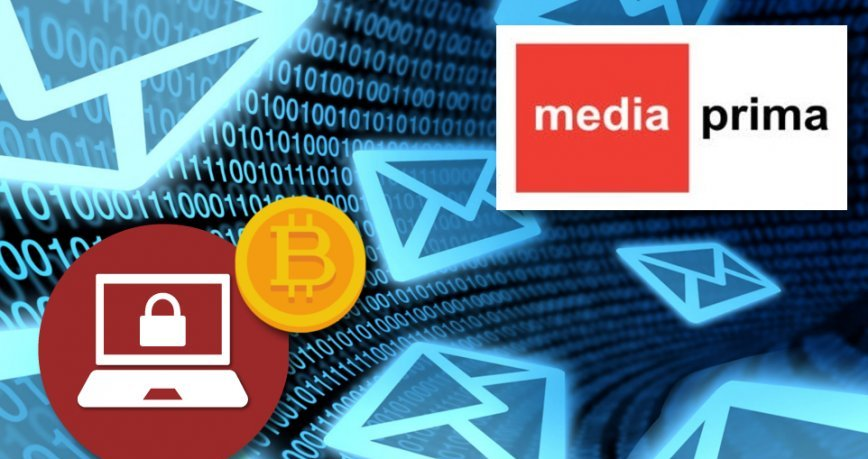 Media Prima's email System affected by ransomware