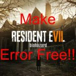 Comment réparer Resident Evil 7 Biohazard Game Crashes, Errors & More! (Guide)