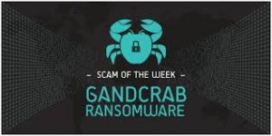 new phishing email on the trends to infiltrate Gandcrab 5.2 ransomware