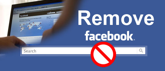 Remove pictures from facebook