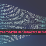 Tips To Delete EnybenyCrypt Ransomware From System