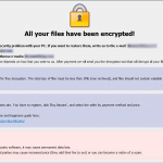 Guide To Remove Gdb Ransomware From PC And Recover Infected Files