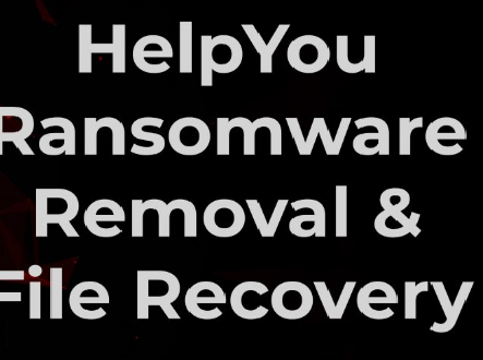 HelpYou ransomware